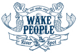 WAKE PEOPLE RIVER SPOT